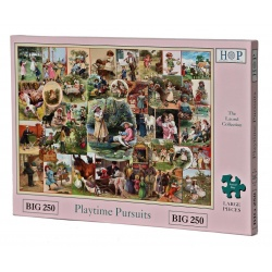 Playtime Pursuits, Hop Puzzels 250st XL stukken