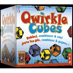 Qwirkle Cubes Dobbelspel