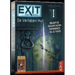 EXIT: De Verlaten Hut Bordspel