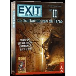 EXIT: De Grafkamer van de Farao Bordspel