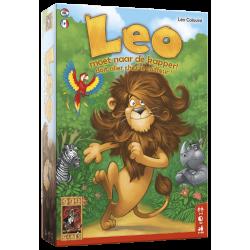 Leo Moet Naar De Kapper Bordspel