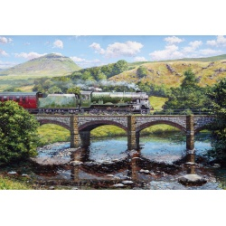 Gibsons Crossing the Ribble by Stephen Warnes