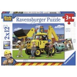 Bob de Bouwer 2x12 stukjes Ravensburger