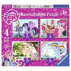 My Little Pony 12+16+20+24 stukjes Ravensburger