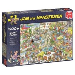 De vakantiebeurs  Jan van Haasteren 1000stukjes