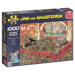 De opera Jan van Haasteren 1000stukjes