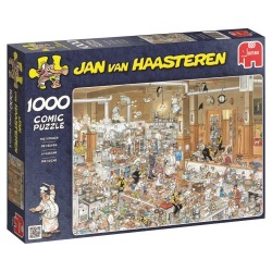 De keuken Jan van Haasteren 1000stukjes
