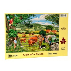 A bit of a Pickle, Hop Puzzels 500 XL stukken