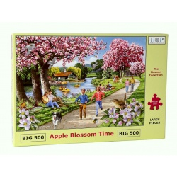 Apple Blossom Time, Hop Puzzels 500 XL stukken