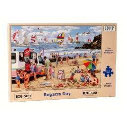 Regatta Day, Hop Puzzels 500 XL stukken