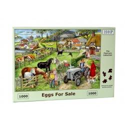 Eggs For Sale, HOP puzzles 1000stukjes