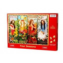 Four Seasons, HOP puzzles 1000stukjes