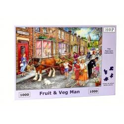 Fruit & Veg Man, HOP puzzles 1000stukjes