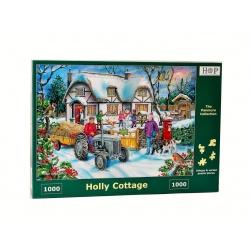 Holly Cottage, HOP puzzles 1000stukjes