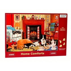 Home Comforts, HOP puzzles 1000stukjes