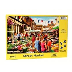 Street Market, HOP puzzles 1000stukjes