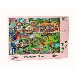 Wartime Green, HOP puzzles 1000stukjes