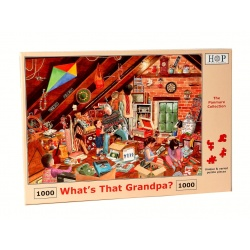 What's That Grandpa?, HOP puzzles 1000stukjes
