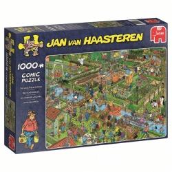 Volkstuintjes Jan van Haasteren 1000 stukjes