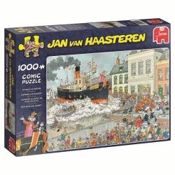 Jan van Haasteren Sinterklaas intocht 1000 stukjes