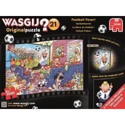 Wasgij 21 Original Voetbalkoorts 1000 stukjes
