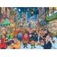 Wasgij Christmas 12 INT: Kerst in een heel ander licht 1000stukjes