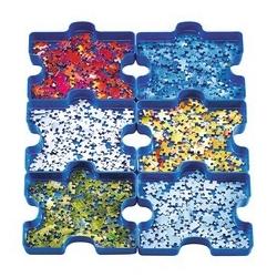 Puzzel hulpjes - Puzzel & Spel