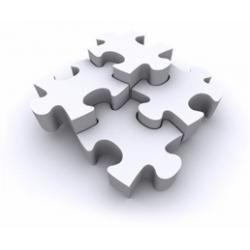 grote spuzzelstukken - Puzzel & Spel