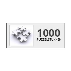 1000stukken ravensburger - Puzzel & Spel