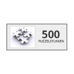 500stukken Ravensburger - Puzzel & Spel